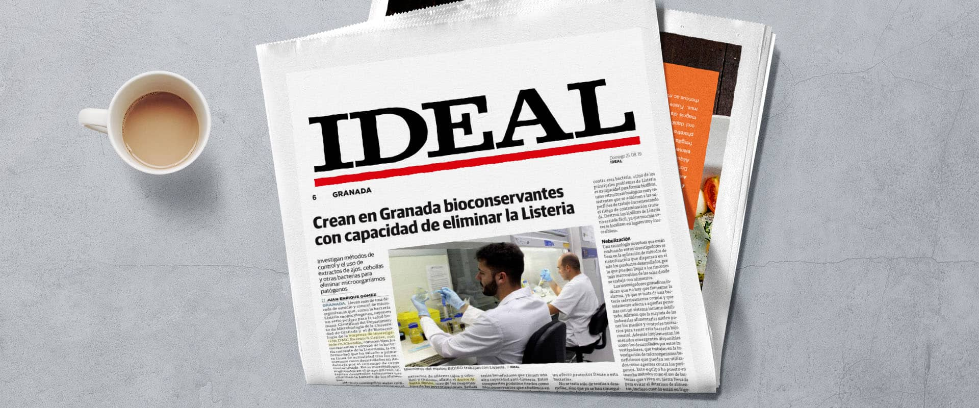Noticia sobre domca en ideal